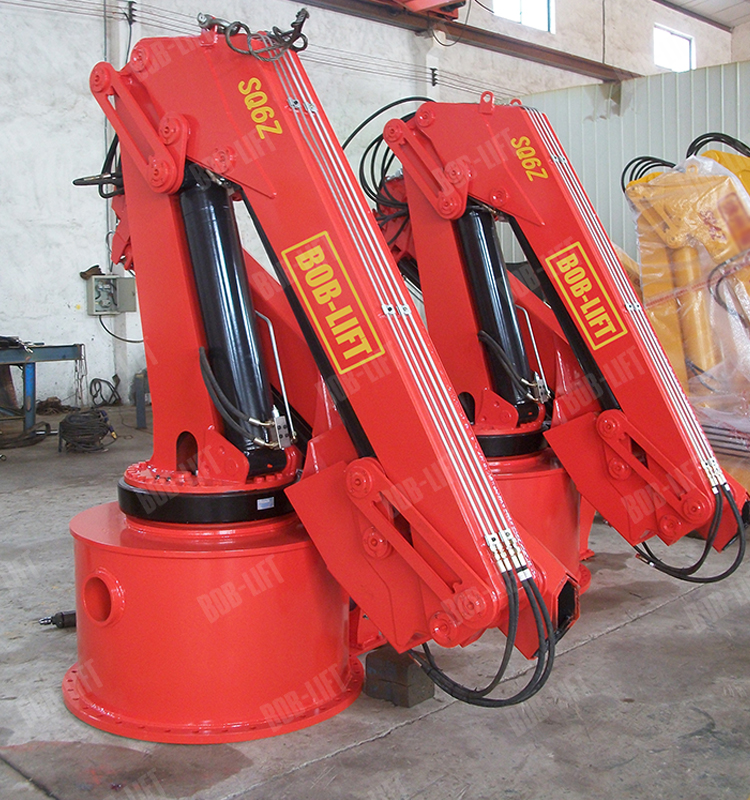 High Quality Ship Marine Cranes Price for Boat