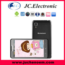 "Original Lenovo P780 Express Quad Core MTK6589 android 4.2 phone 4GB ROM with 5.0"" IPS Screen 4000mah battery Smart phone"