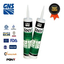 rtv weatherproof neutral silicone sealant clear