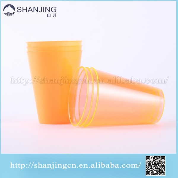 Airline cup FDA SGS Certification Promotional Custom Disposable Plstic Drinking Cup