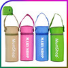 Universal Single Bottle Warmer Cooler Bag Wine Holder Thermal Milk Carrier With Top Zip Closure