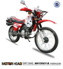 2015 150cc 200cc cheap 250cc dirt bike / off road enduro motorcycle