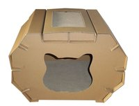 Hot Selling Corrugated Cardboard pet House