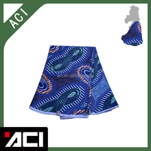 ACI-New Model African Real Wax Printed Fabric