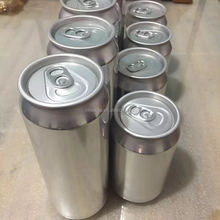 Custom printed Aluminum Beverage Cans 330ml 310ml 250ml 222ml Empty Cans