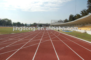 Prefabricated run way rubber athletic track,rubber running track,plastic Rubber Track