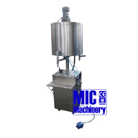 MIC-L02 manual Filling Machine honey/shampoo/cosmetics filling machine