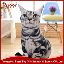china manufacturer battery operated mini stuffed plush cat toy