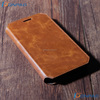 Flip leather phone case for samsung s6