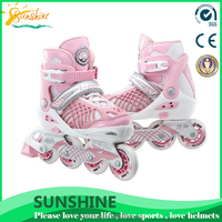 High ranged cheap ice kids roller skate shoes B36