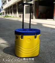 24L alibaba beer high quality miniplastic plastic factory wholesale cooler box with speaker