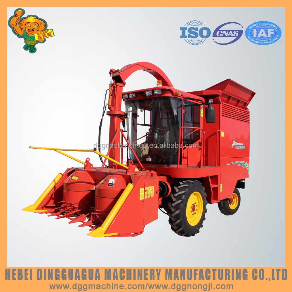 4QZ-2100 Harvester Type Green Maize Corn Forage Silage Harvester