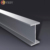 Structual galvanized hollow steel h beam