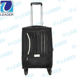 blue sky luggage/air plane suitcase/nylon luggage carry-on