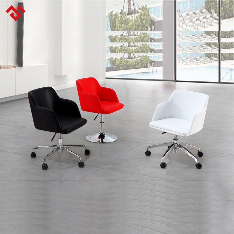 High Quality Modern fabric/leather confortable office furniture leisure chair relax chair lounge office chair seat cover fabric