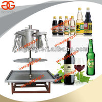 Semi-automatic Liquid Filling Machine for Vinegar, Soy Sauce, Bear, Red Wine etc.