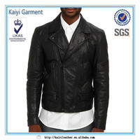 black short style fashion pakistan leather jackets for men karachi