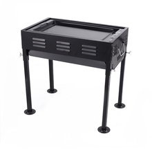 Best Quality Reasonable Price Japnese style free standing charcoal bbq grill