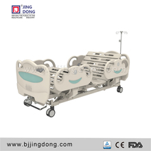 Economy manufacturer hot sale 2 crank manual hospital bed