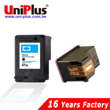 Compatible for hp ch561w ch563w 61 61xl printer ink cartridge