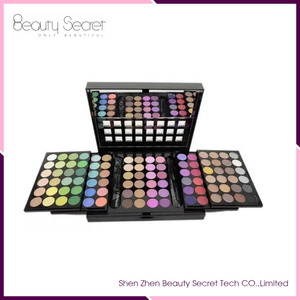 Hot Sale Longlasting 96 Multi Colored Private Label Makeup Cosmetic Eyeshadow Palette