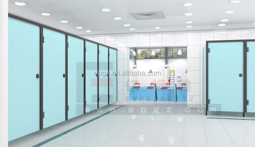 High Quality Toliet Cubicle Systems, Toilet Cubicle Partition, Bathroom Partition