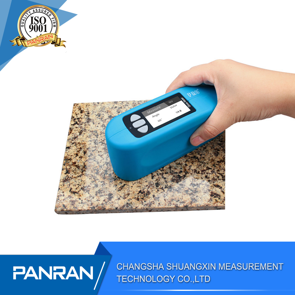 measuring instrument single angle 60 degree auto gloss meter testing machine
