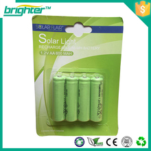 1 Card 4xAA nimh battery charging voltage 7.2v from cixi