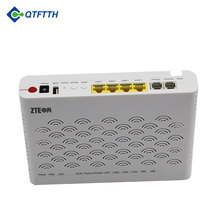 VoIP + Internet + IPTV High Reliability ZTE GPON ONU Mall Fiber Optic ONU GPON Modem ZXHN F660(5.0)