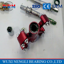Oilless bearing for foot step bearing application