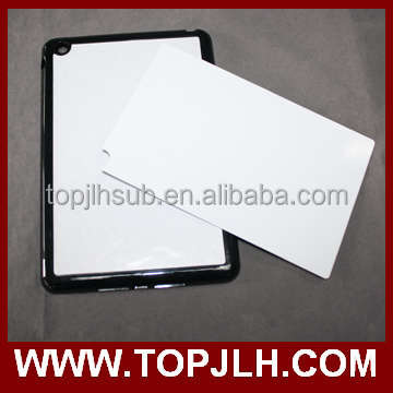 For Soft Sublimation ipad mini case With aluminum sheet