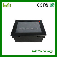 rugged all in one touch screen pc industrial touch mini computer