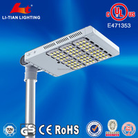 UL DLC certificate approved Adjustable Arm modular street lamp led