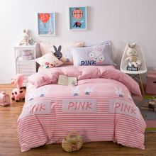 China suppliers cross stitch bed sheet Factory Price