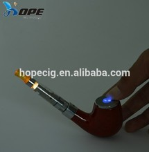electronic pipe quit smoking electronic smokeless pipe 611