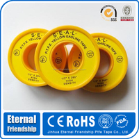 best price transparent ptfe tape teflon tape high temperture teflon tape for water & gas pipe manufactures