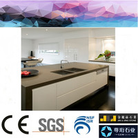 Foshan factory directly artificial quartz granite countertops bathroom