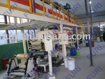 FTBB BOPP Scotch Tape Production Machine/Adhesive Tape Machine