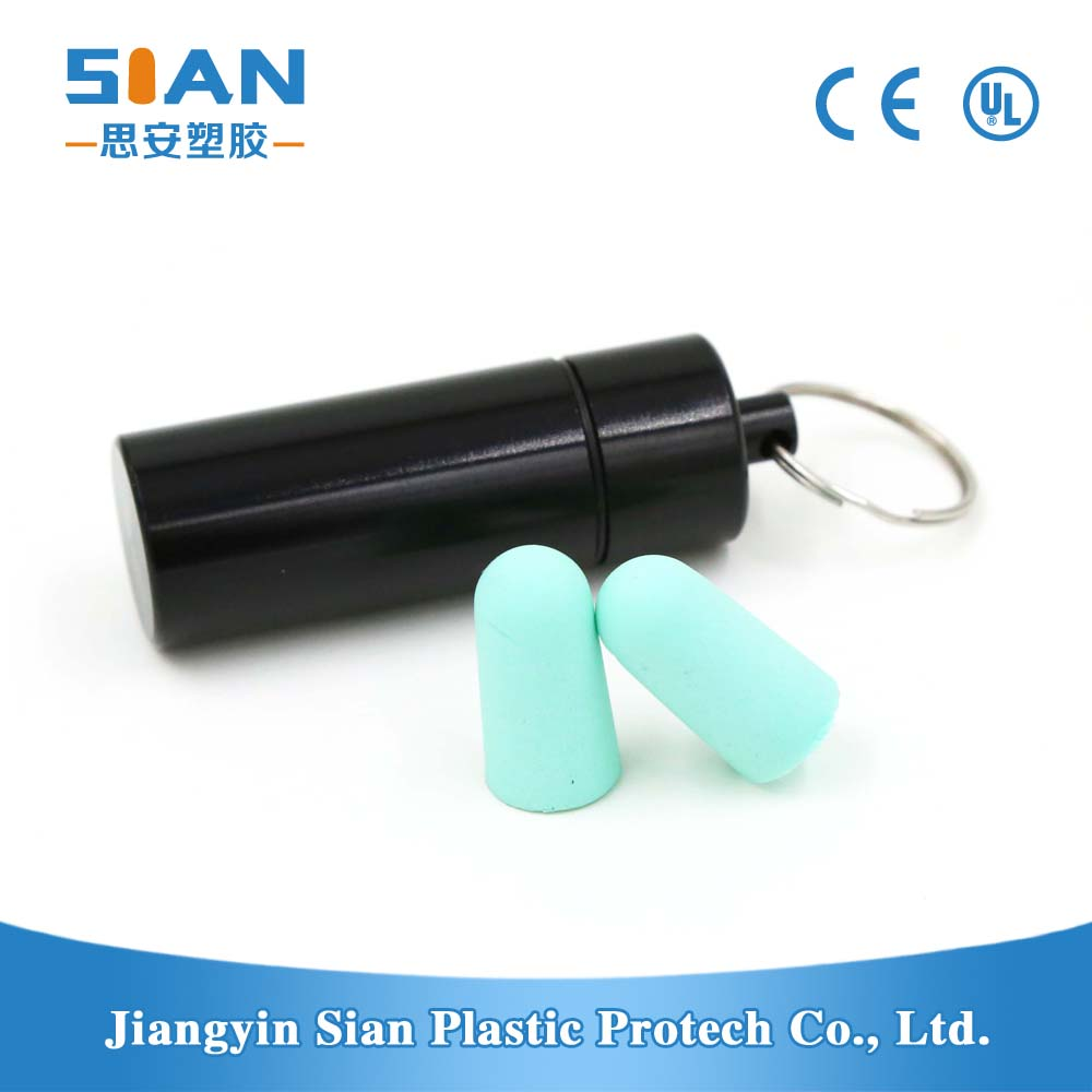 Wholesale Comfortable Sleeping Foam Ear Plugs with Canister
