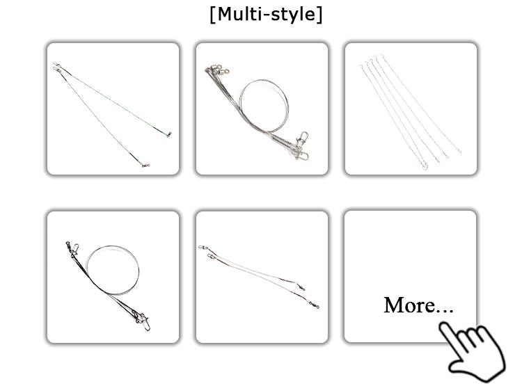 nitinol memory wire fishing titanium shape alloy pull is 17kg wholesale