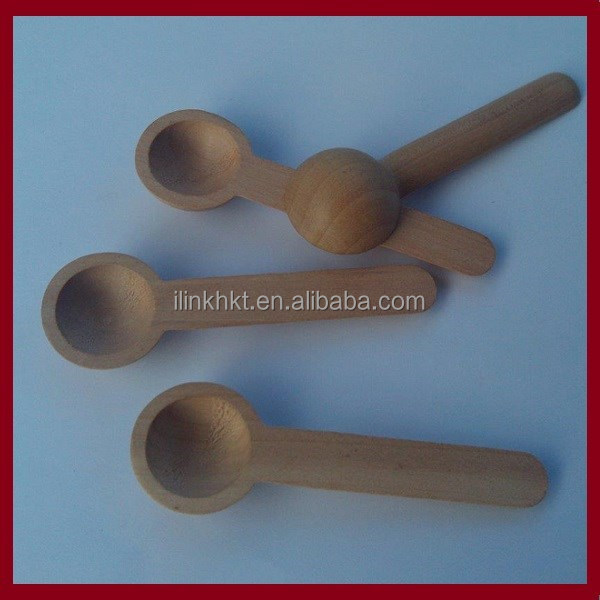 cheap Mini Wooden Spoon 8.1 cm