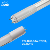 t16 led tube light energy saving & fluorescent