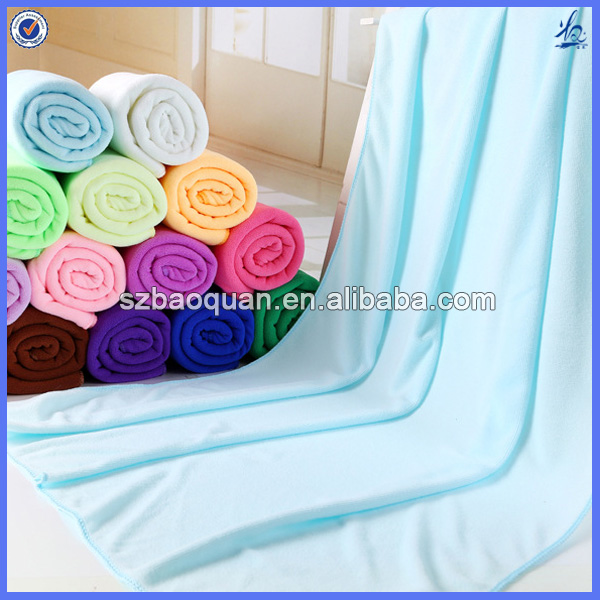 wholesale microfiber swimming towel imported from China