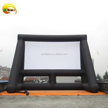 Factory Wholesale Price Inflatable Projection Indoor Outdoor Movie Screen