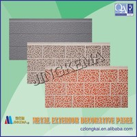 China prefabricated homes wall panel used for houses, steel structure, control box, villa