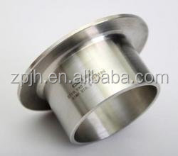 Stainless steel lap joint flange stub end