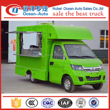 China Karry Gasoline Snack Truck Manufacture