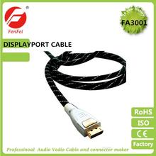 5P/5C Displayport cable with RedMere solution bandwidth for HDTV projector