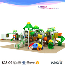 Modern Style New Nature Series Kids Games Entertainment Children Outdoor Amusement Park / outdoor Playground Equipment For Sale