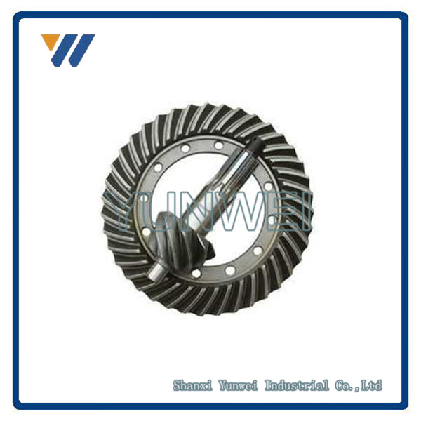 China Metal Foundry OEM Service High Precision Concrete Mixer Gears